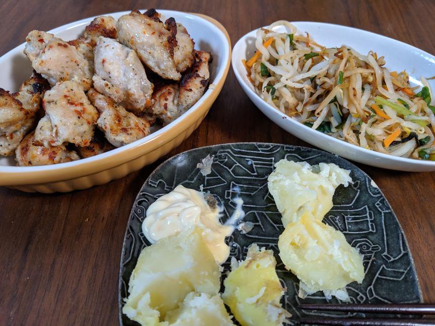 最近の雑料理